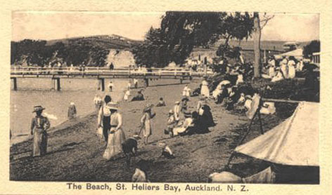 hostoric---st-heliers-bay-beach